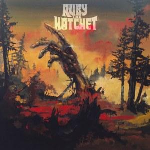 Ruby The Hatchet 'Aurum' Artworks