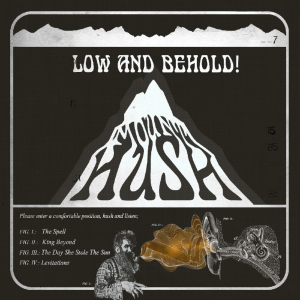 Mount Hush - Low And Behold! - coversmall