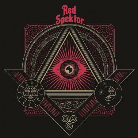 Red Spektor Cover Artwork