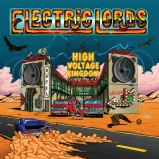 Electric Lords. High Voltage Cover